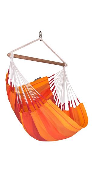 La Siesta Orquidea Hængekøje Basic orange
